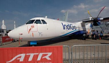 IndiGo ATR 72