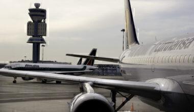 Lufthansa Alitalia investment