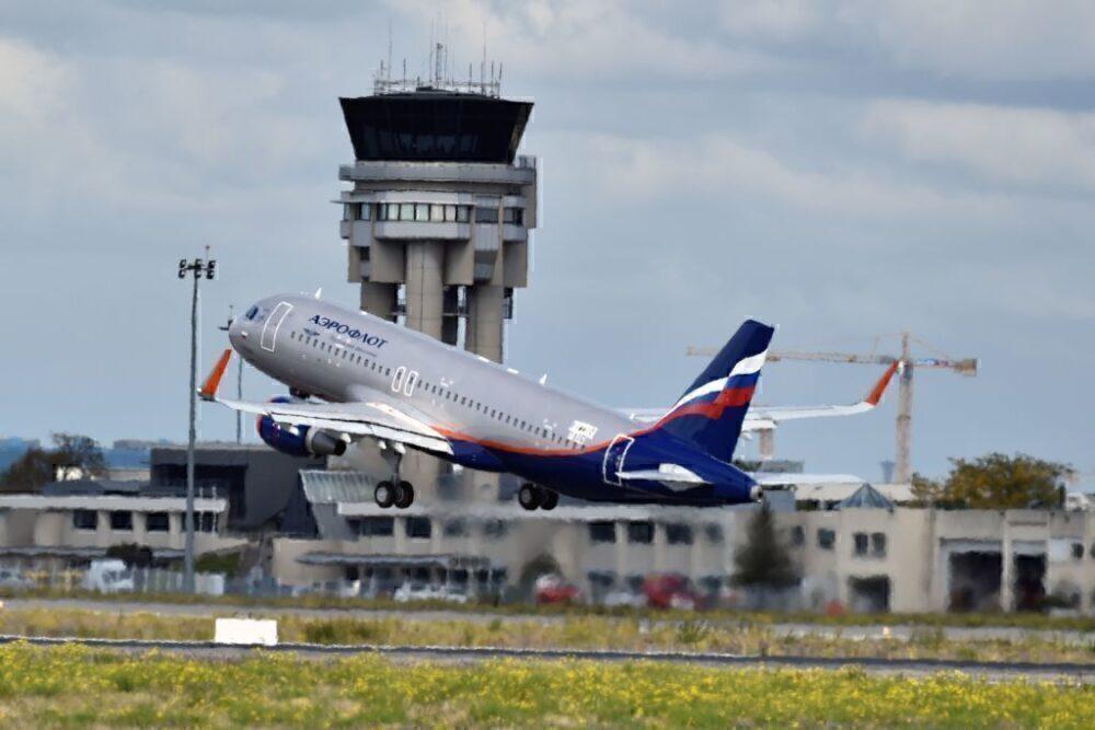 Aeroflot Airbus A320 Getty