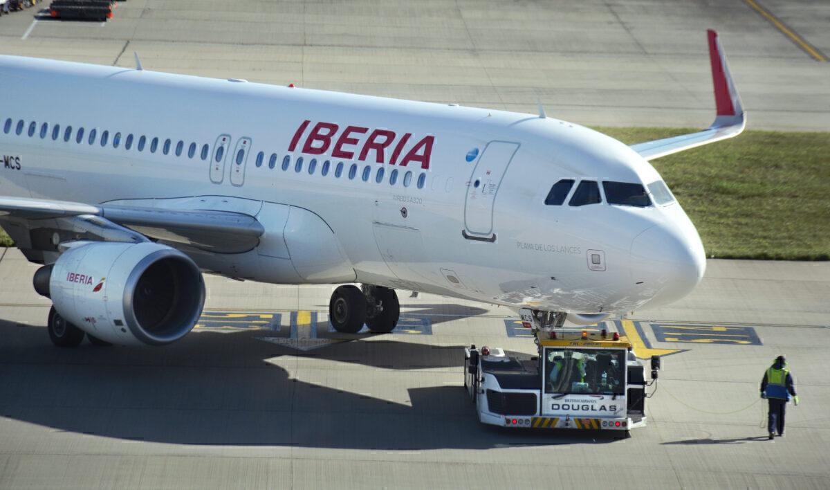 Iberia Getty