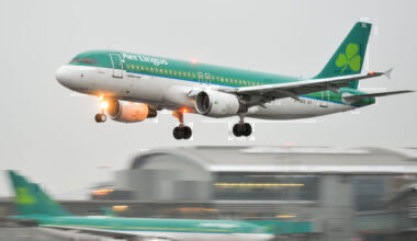 Aer Lingus Getty