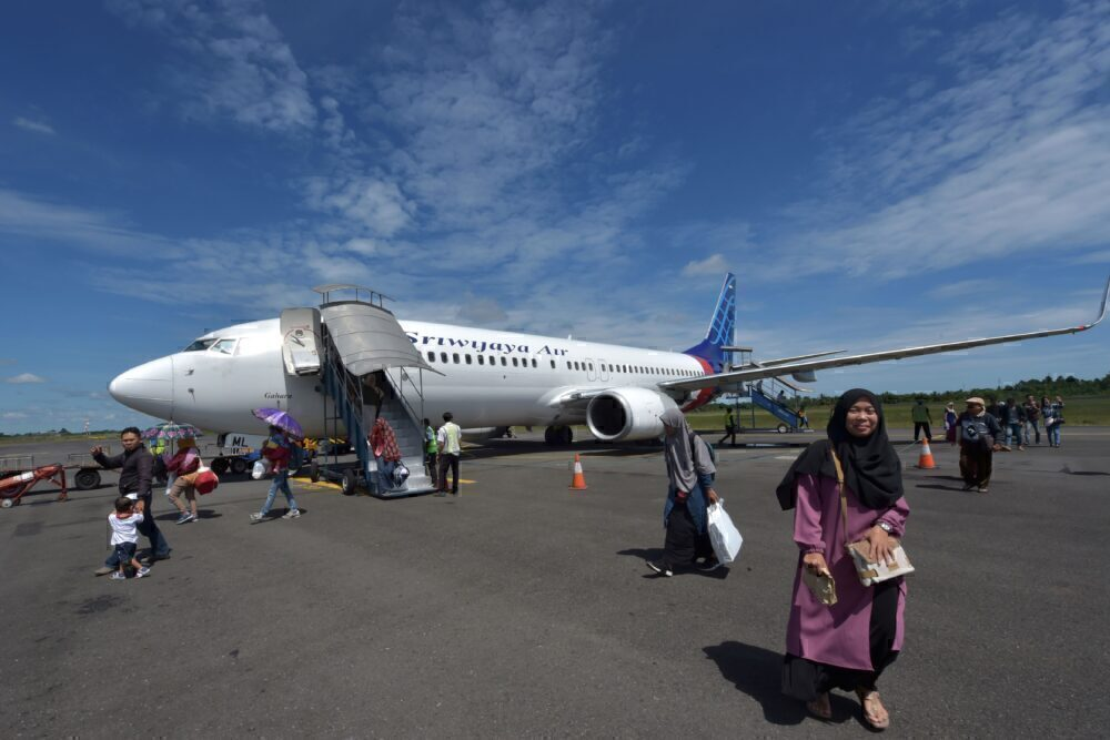 Sriwijaya Air flight SJ182