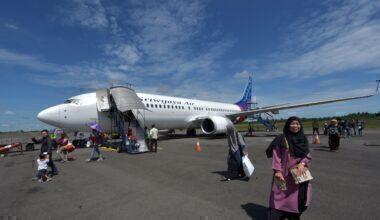 Sriwijaya Air flight SJ182
