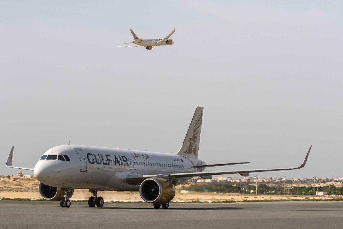 Gulf Air A320 787