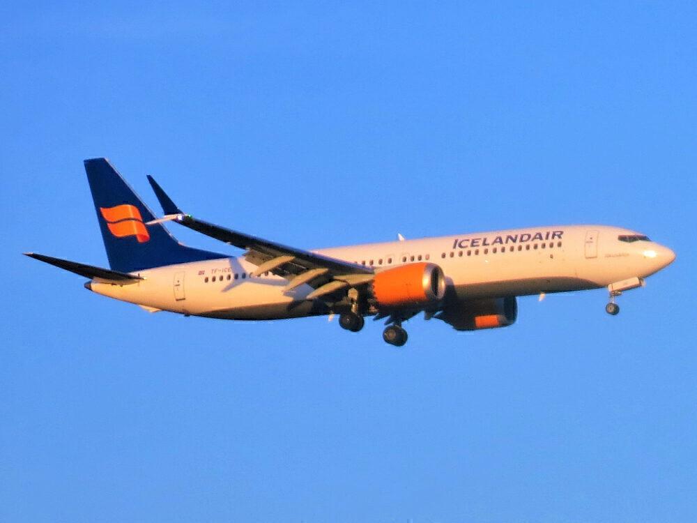 737 MAX Icelandair