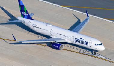 JetBlue Airways Airbus A321-231 N978JB