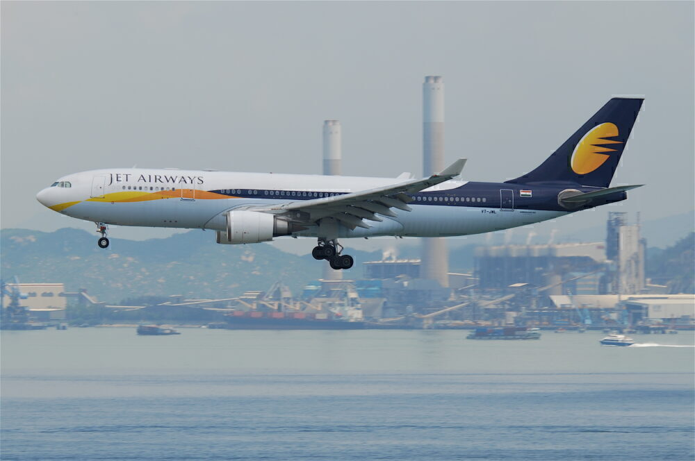 Jet Airways Airbus A330