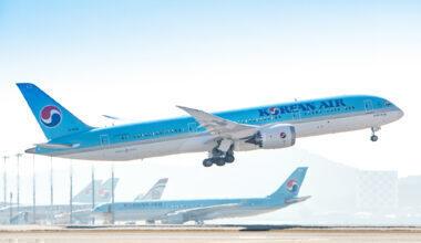 Korean Air B787-9