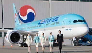 Korean Air Staff