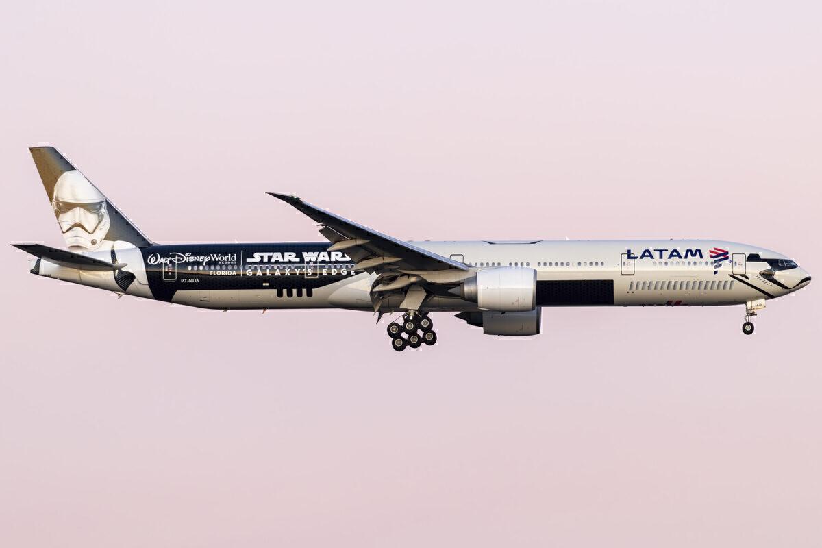 LATAM Follows Lufthansa In Banning More Cloth Masks From Flights