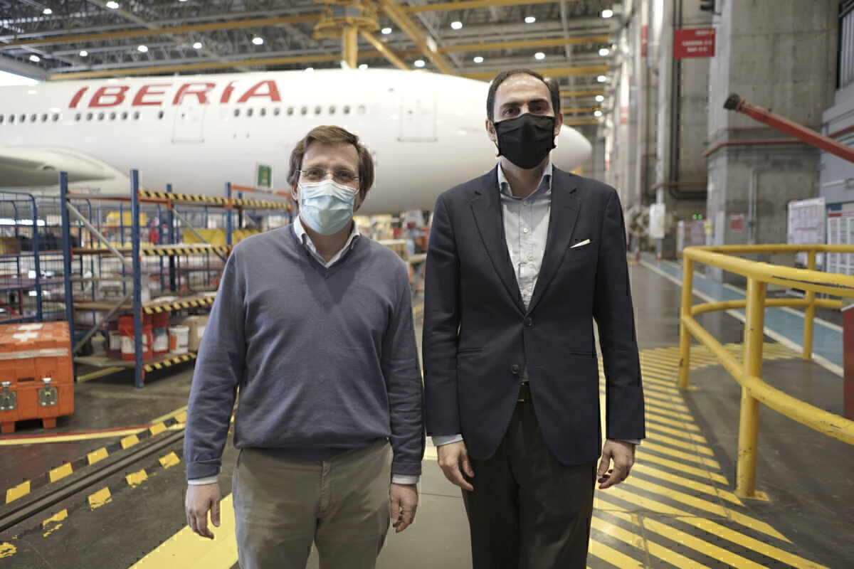 Iberia Seeks To Expand Its Maintenance Portfolio