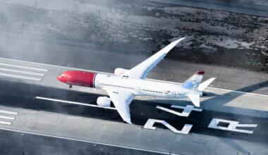 Norwegian 787