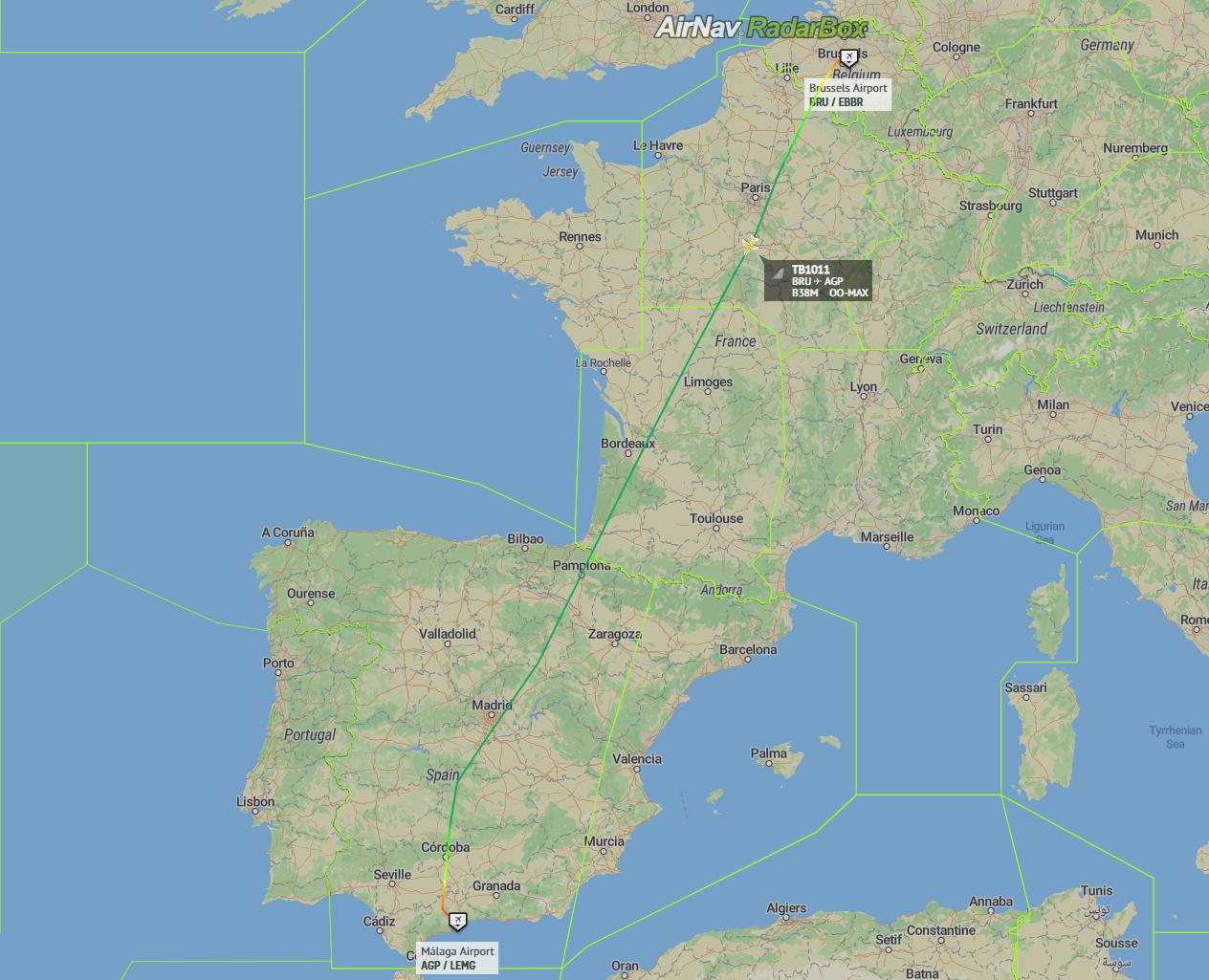 TUI, Boeing 737 MAX, Europe