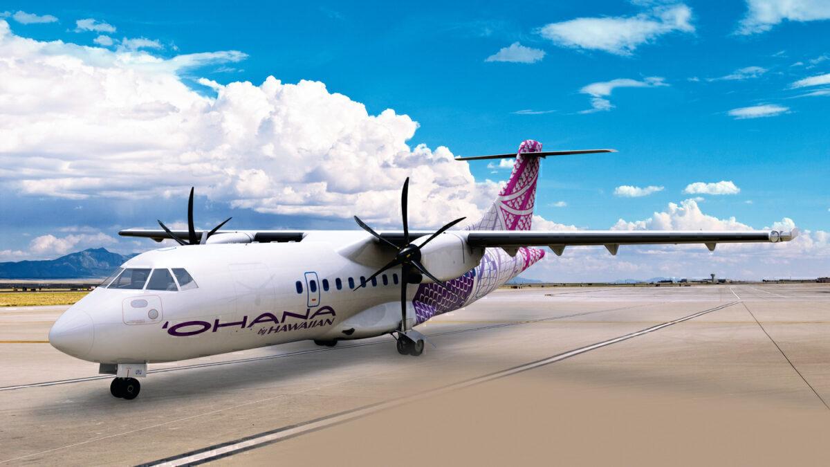 Hawaiian Airlines ATR 42