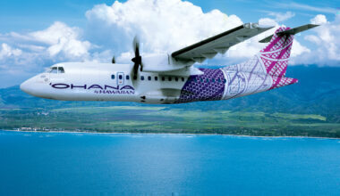 Hawaiian Airlines ATR42