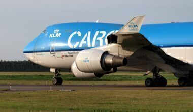 KLM cargo PH-CKC