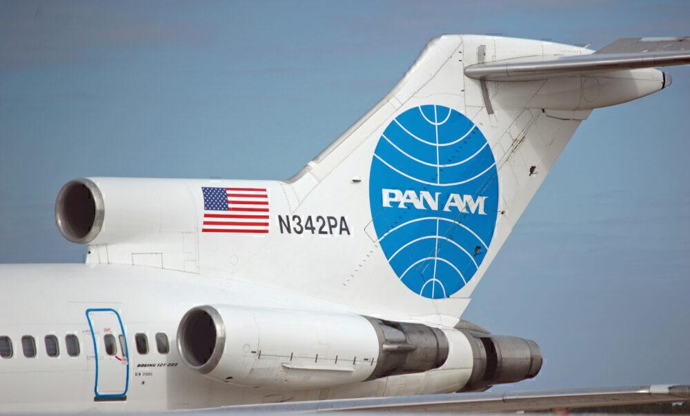 Pan Am Clipper Connection Boston-Maine Airways Boeing 727