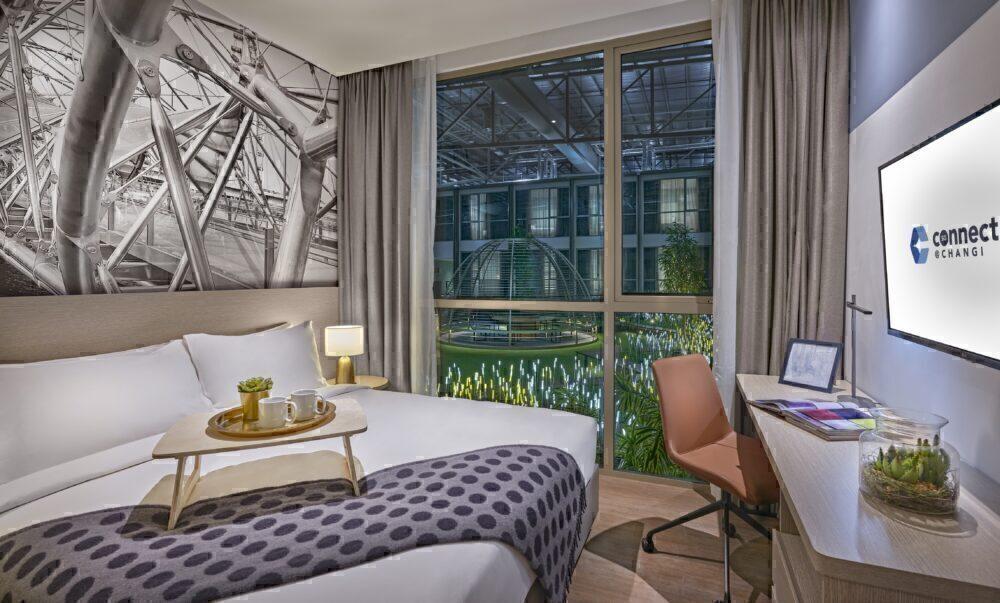 Room Connect@Changi