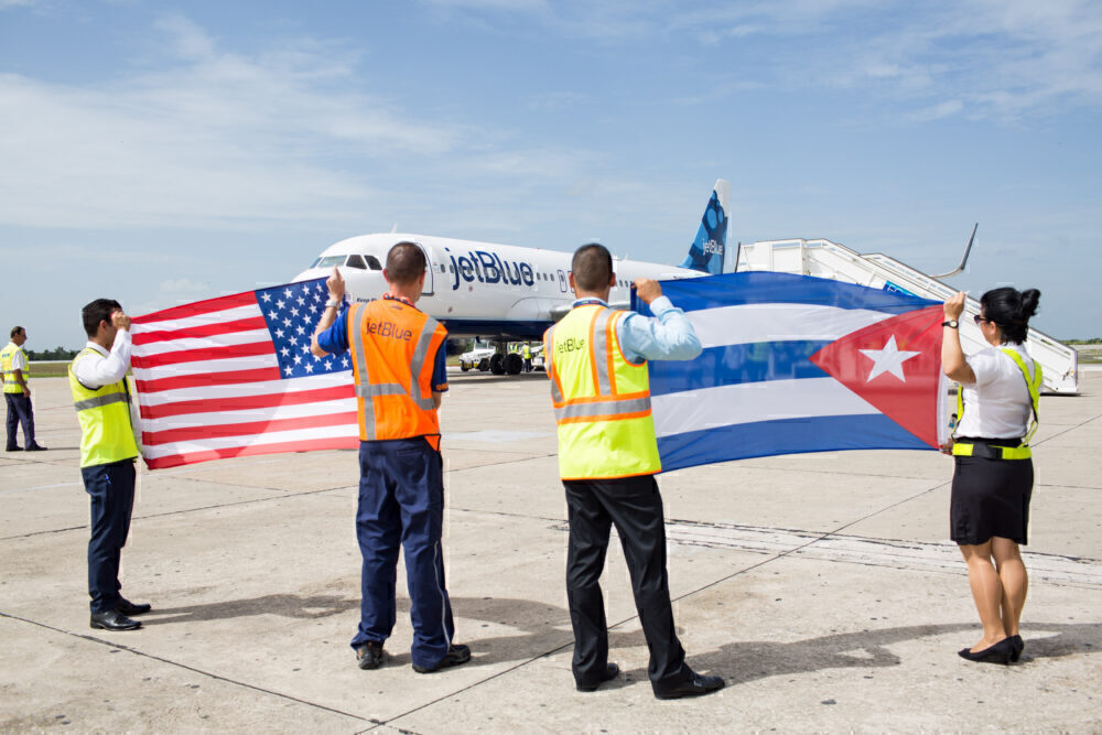 JetBlue Cuba