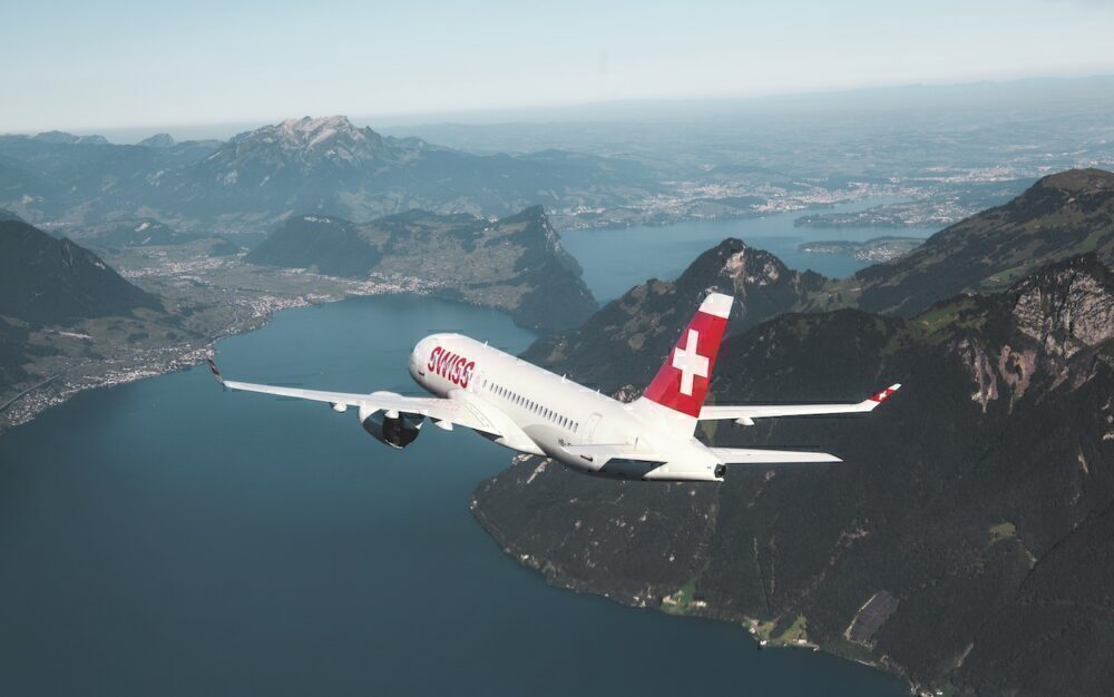 SWISS Introduces New Economy Class Catering Partnership