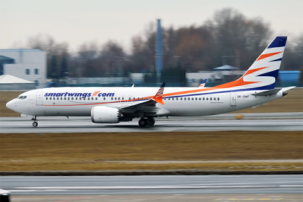 Smartwings 737 MAX
