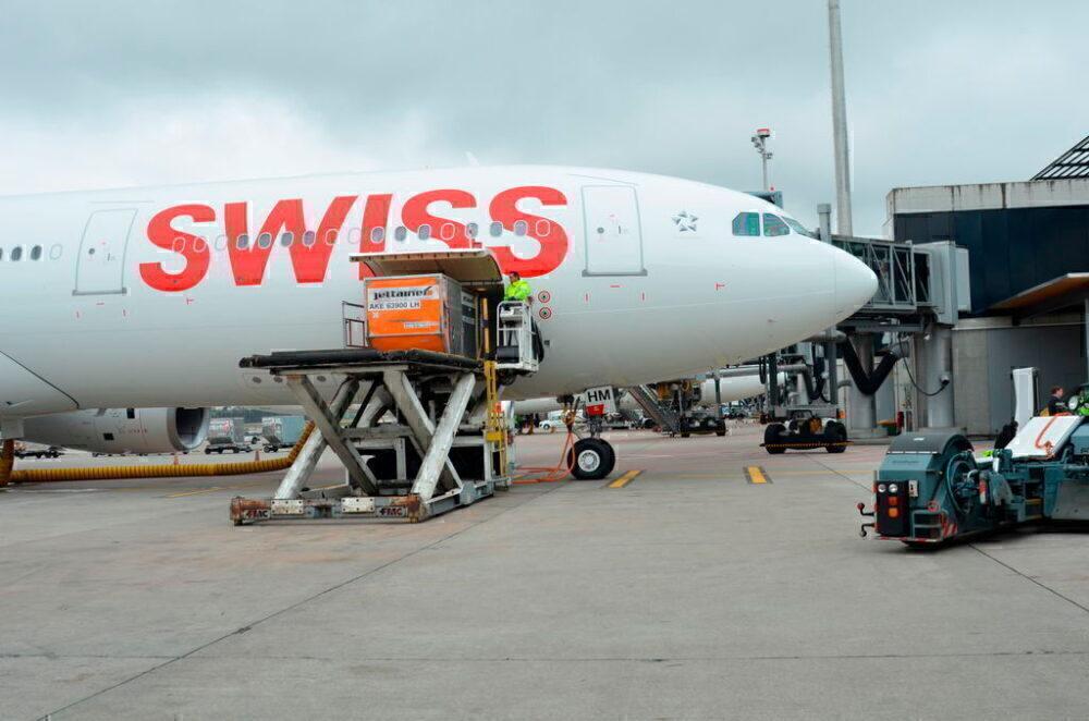 SWISS cargo operations