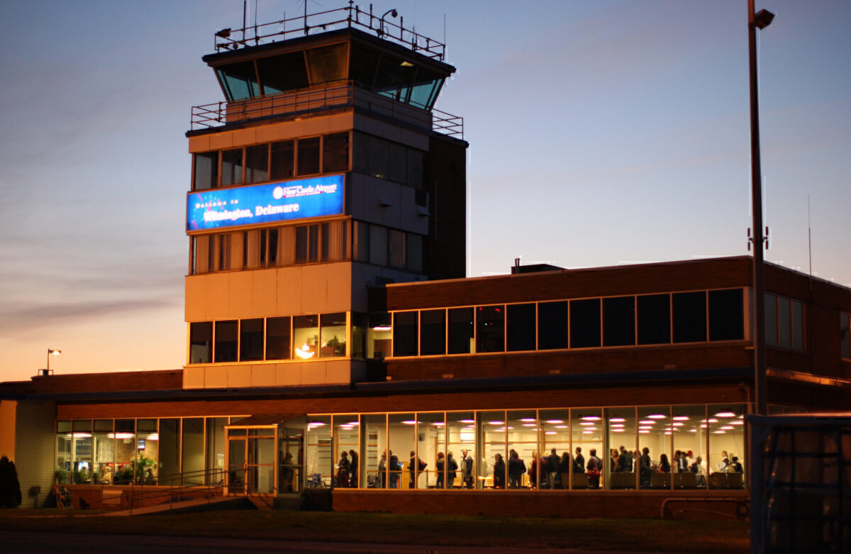 Wilmington-New Castle Airport