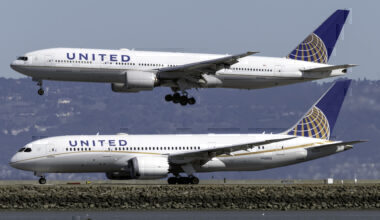 United 777 and 787