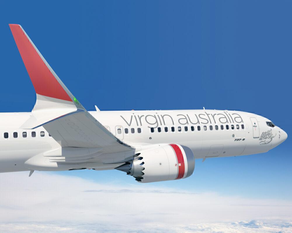 Virgin Australia 737 MAX