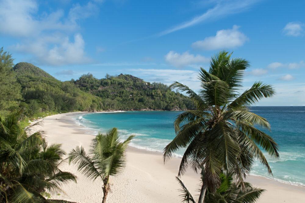 Plaja Seychelles