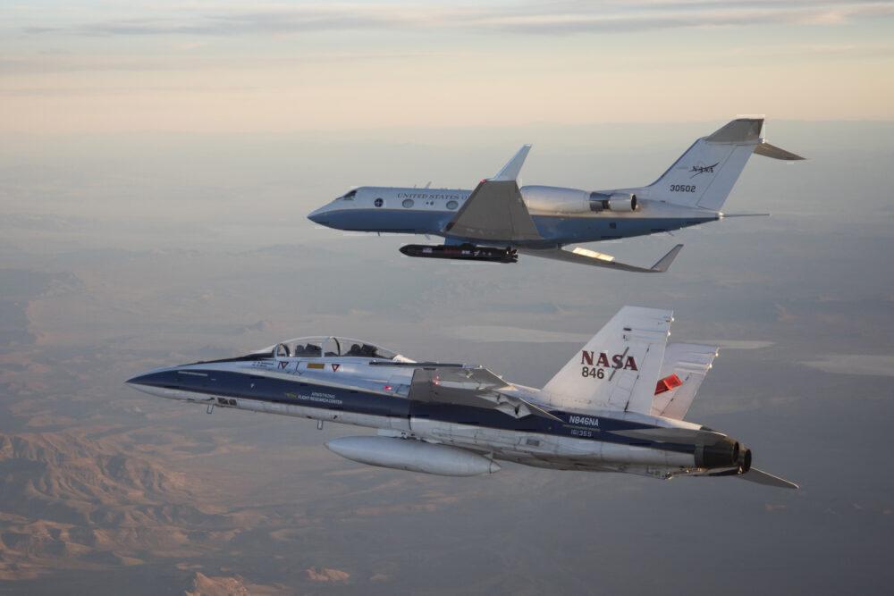 Gulfstream NASA