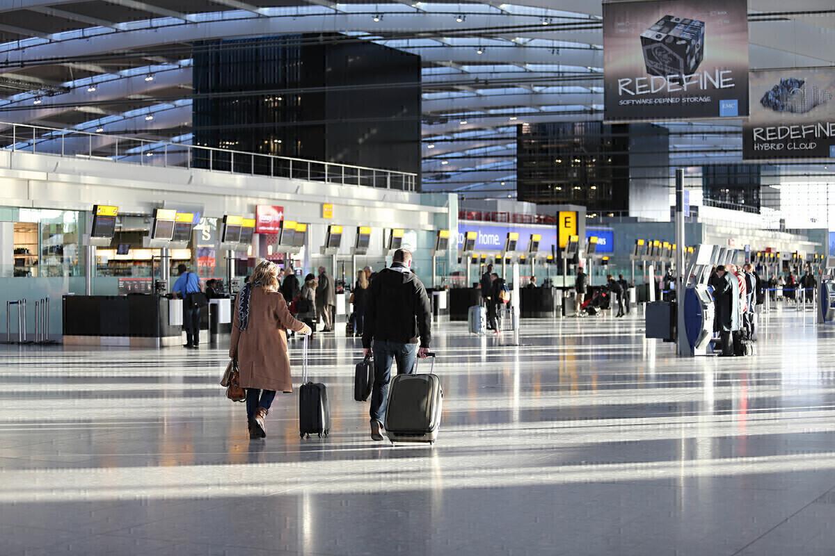 British Airways, Health Passport, VeriFLY