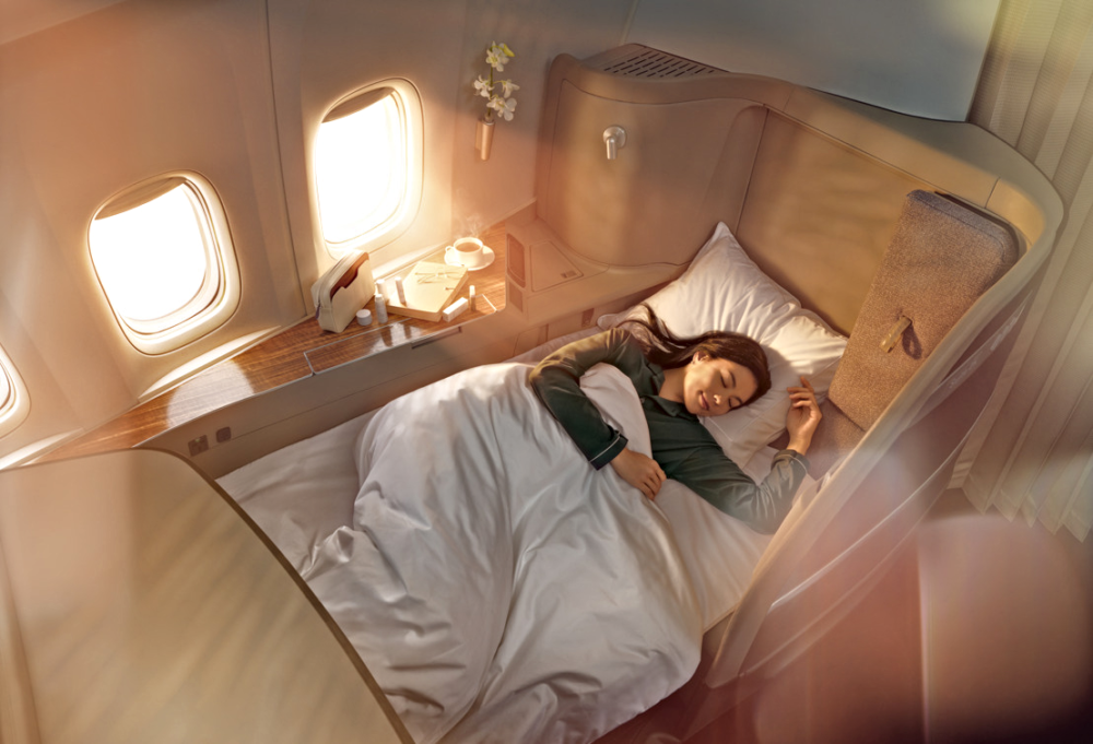 Cathay-Pacific-first-business-mask