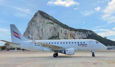 Eastern Airways Gibraltar