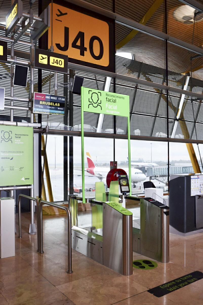 Iberia Madrid Airport