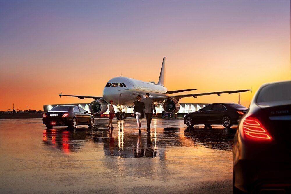 Emirates Airbus A319