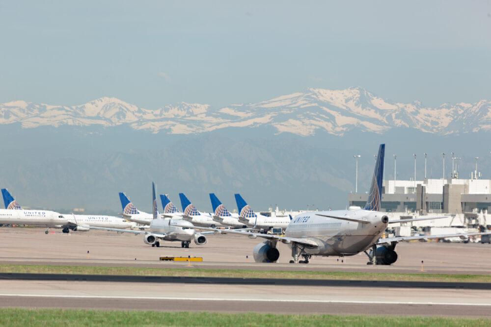 United Denver hub