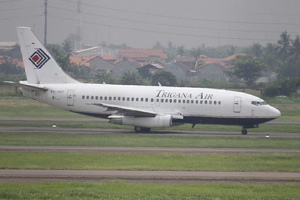 Boeing 737 Trikana Air