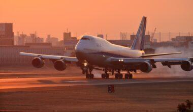 ANA Boeing 747-400D