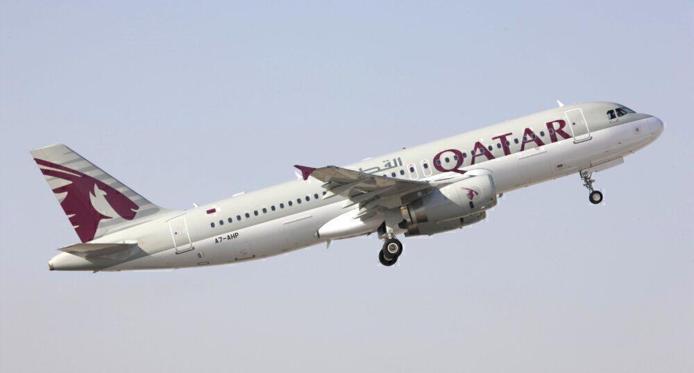 Qatar Airways A320