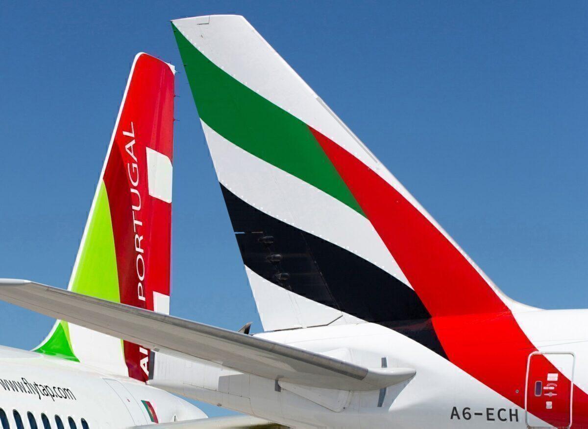 Emirates TAP Air Portugal
