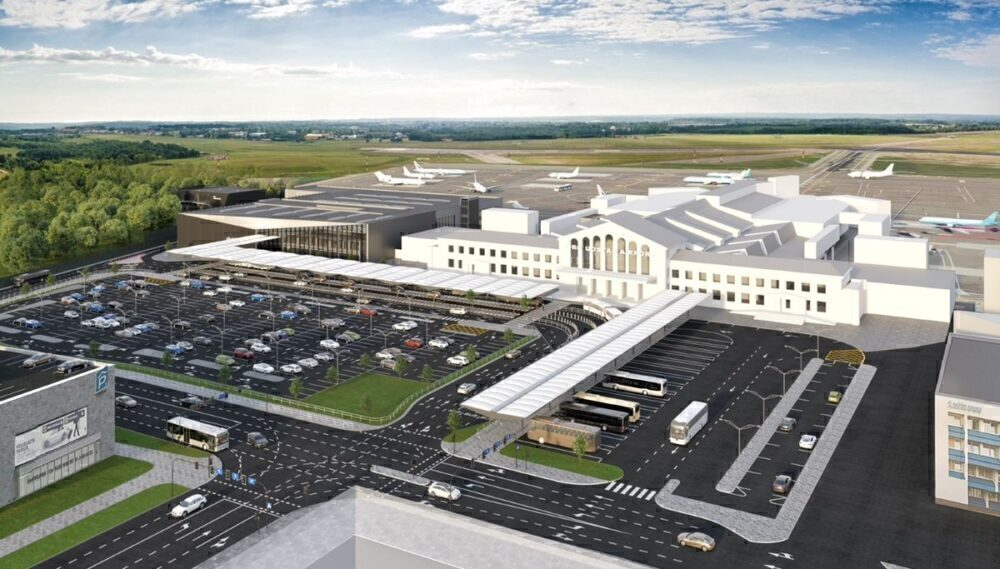 Lithuanian Airports Seeks New Contractor For New Vilnius Terminal