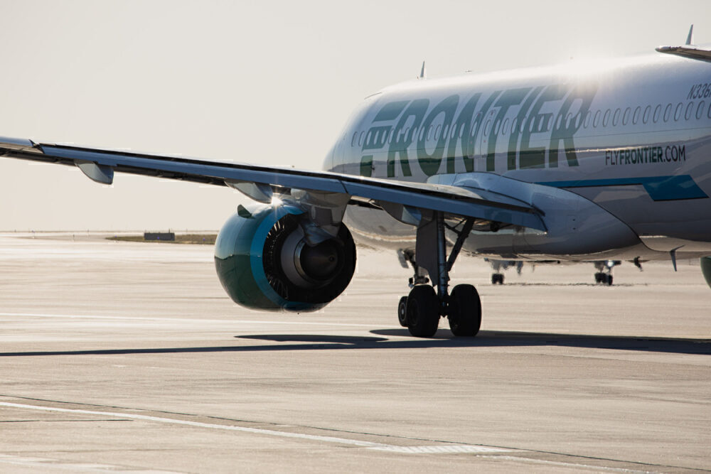 Frontier Airbus A320neo