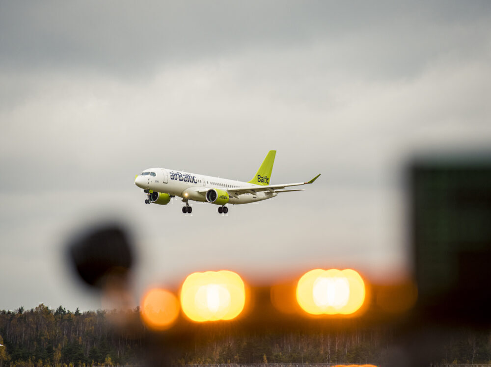 airBaltic, Recovery, Passenger numbers