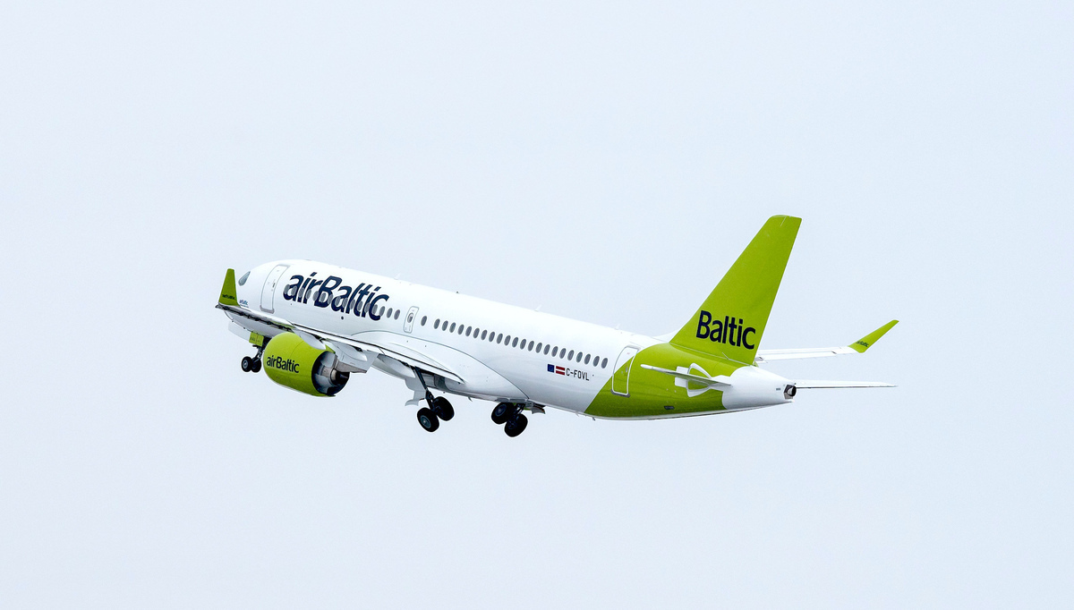 airBaltic, IATA Travel Pass, Health Passport