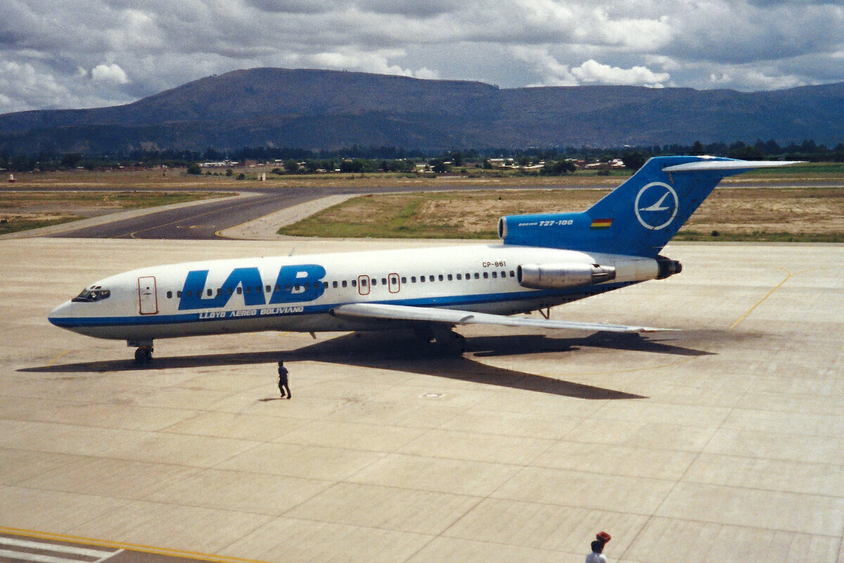Lloyd Aéreo Boliviano
