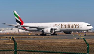 Emirates, Economy, Extra Seat