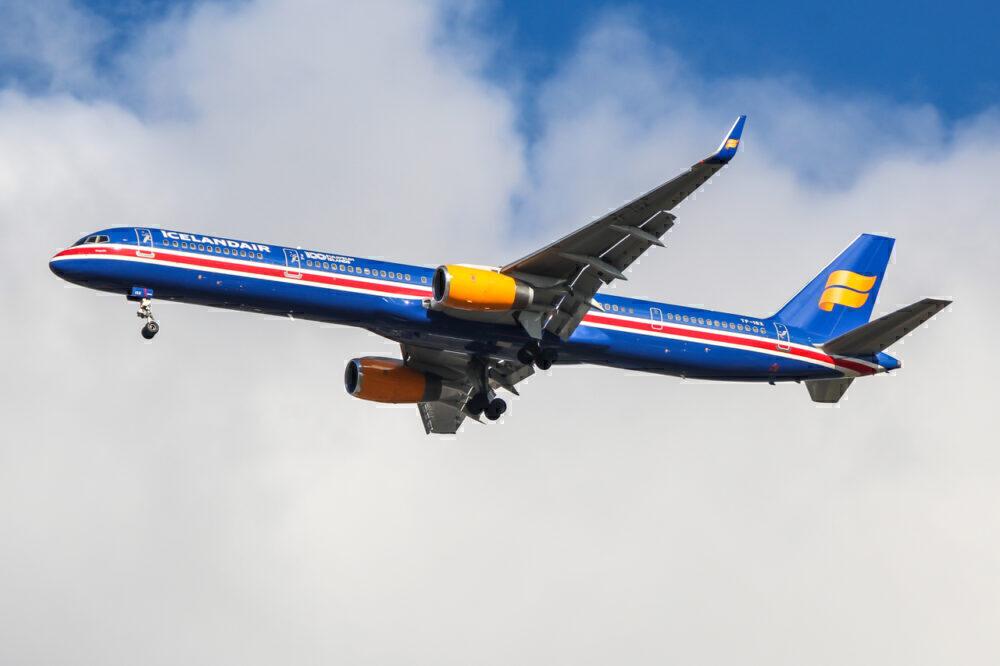 757-300 icelandair