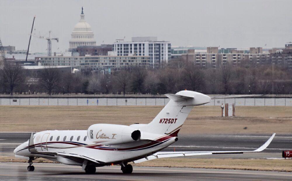 Trump Cessna