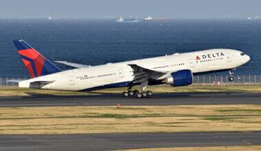 Delta Boeing 777